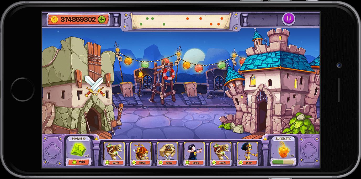 Hotel Transylvania Game Design - Hotel design games
