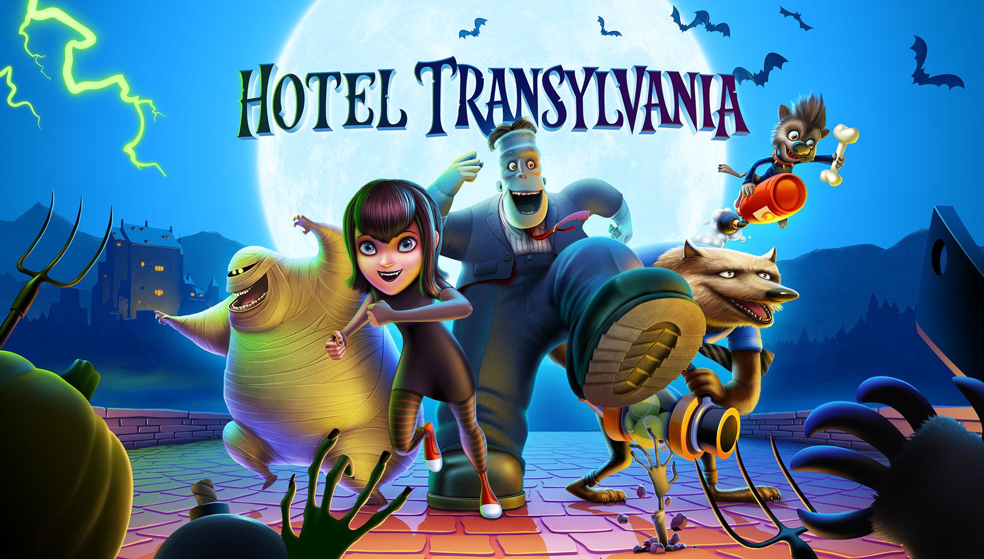 Hotel Transylvania Game Design Hotel Transylvania