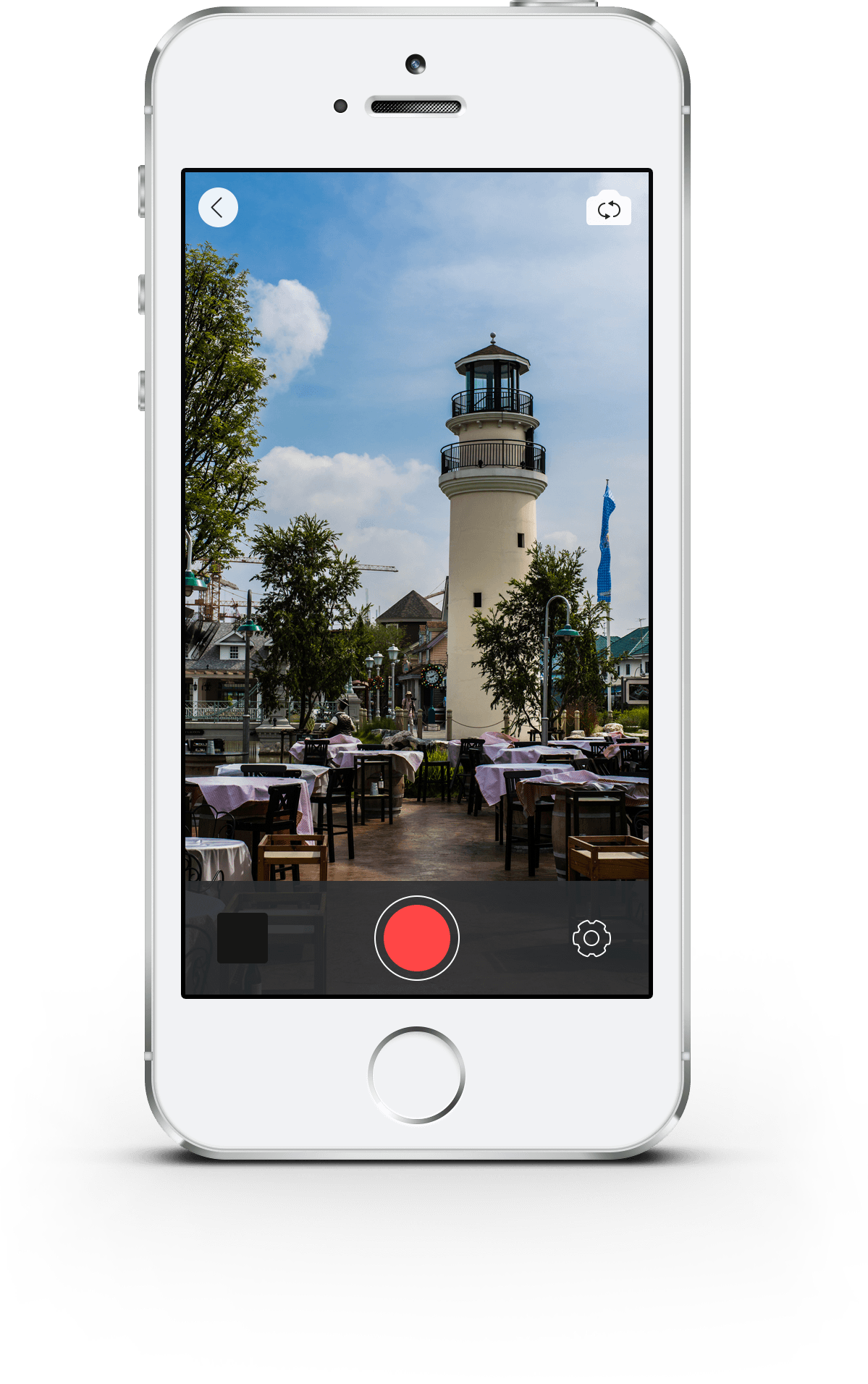 Soort ios app design and development for Picture decorating apps